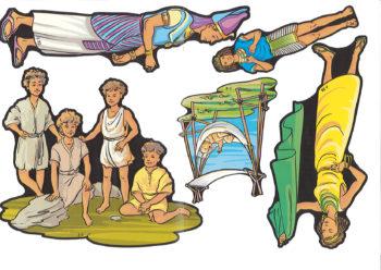 Lezioni Bibliche a Flanella